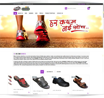 Meena Footwear Industries