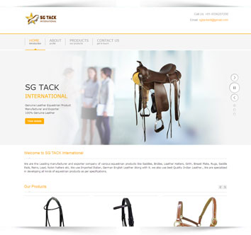 SG Tack International