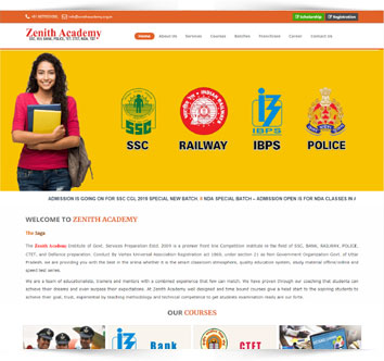 Zenith Academy - Institute for Government Service Preparation